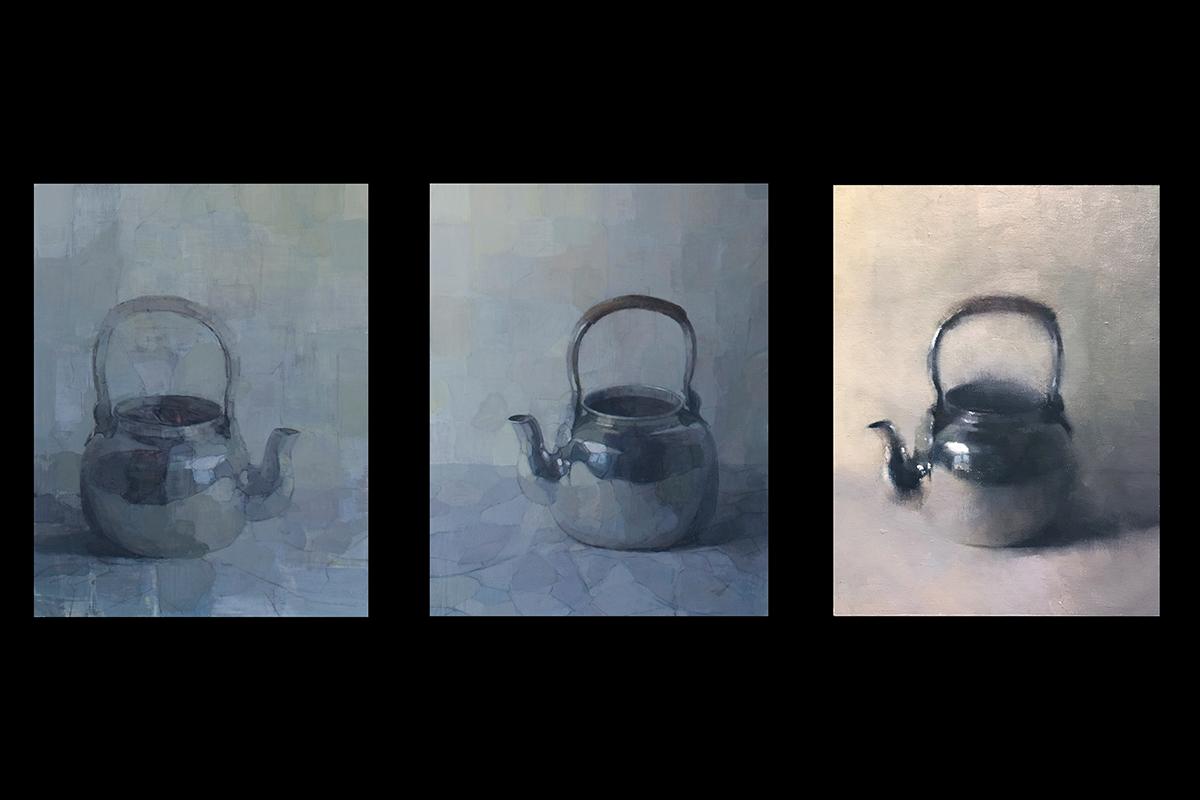 Teapots by Eric Elliott